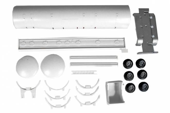 Gas Tankauflieger Bausatz/ Kit