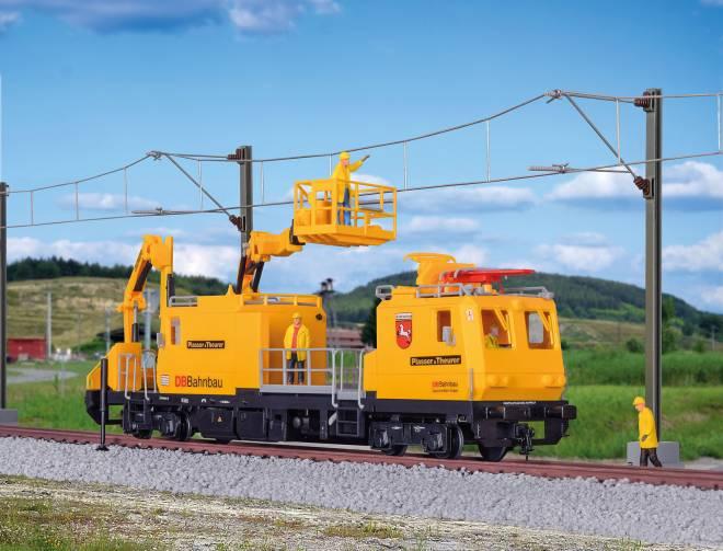 Motorturmwagen MTW 100.083/1 DB Bahnbau