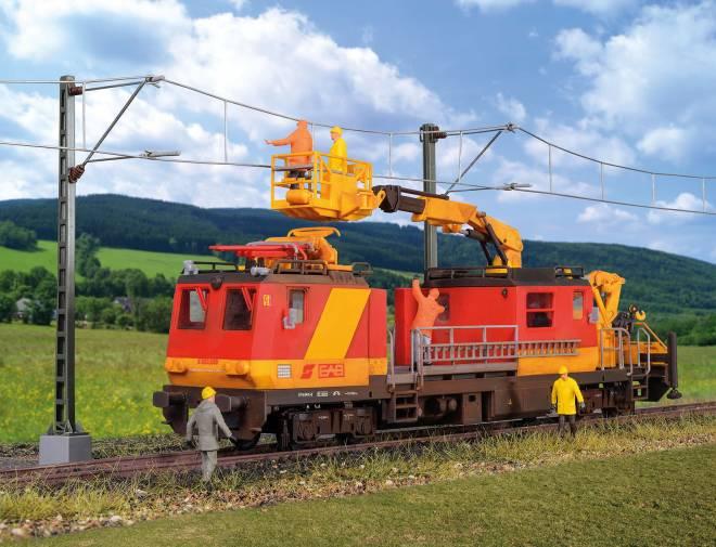 Motorturmwagen MTW 100.083/1