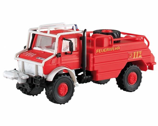 Feuerwehr Waldbrandlöschfahrzeug
