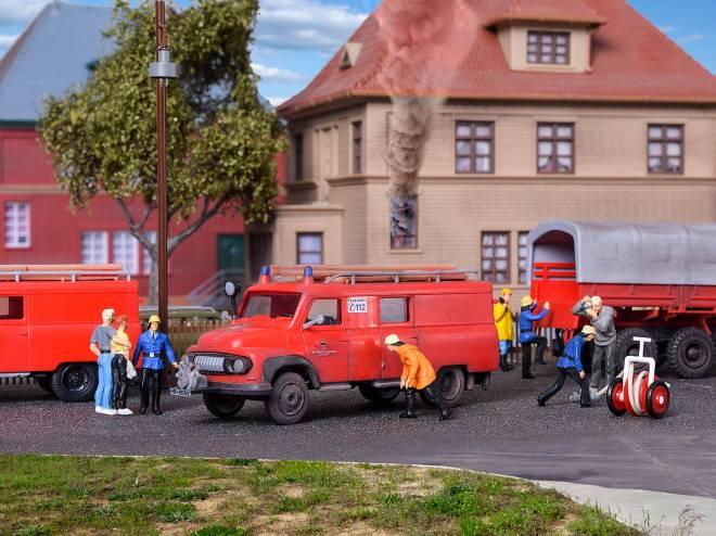 Feuerwehr FK 2500