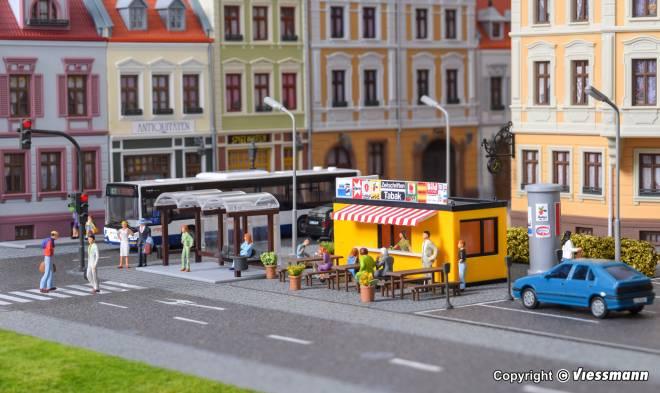 Deko-Set Straße und Stadt