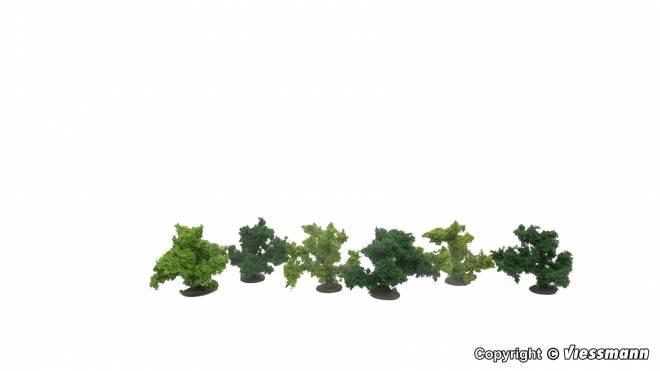 Busch 3,5 cm, 6 Stück
