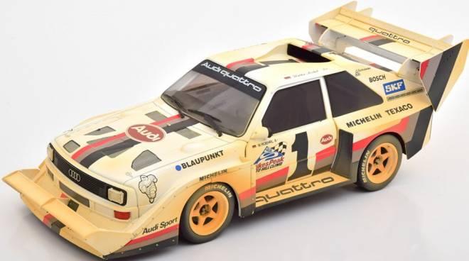 Sport Quattro S1 Sieger Pikes Peak 1987 Röhrl