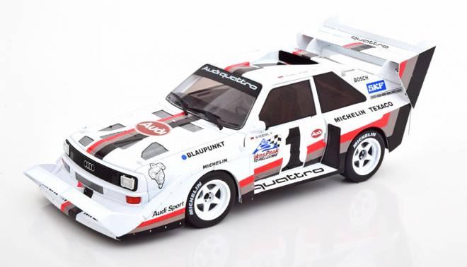 Sport quattro S1 E2 #1 Winner Pikes Peak 1987 Walter Röhrl