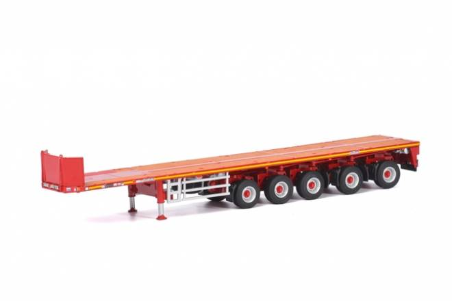 Goldhofer Ballast Trailer