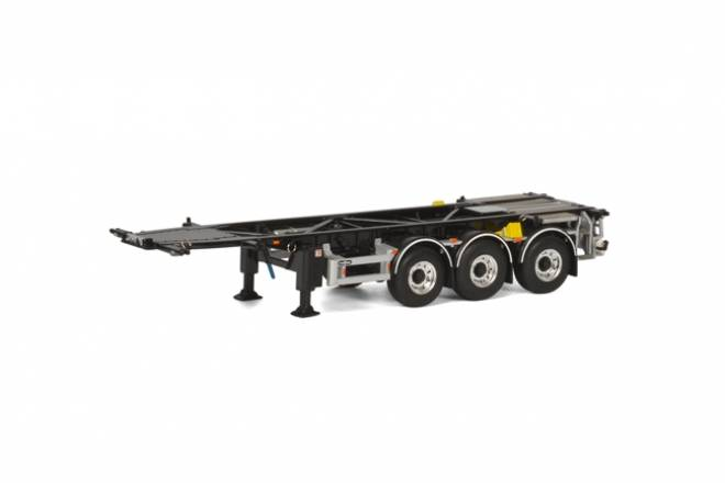 Container Chassis for Swopbody  3achs