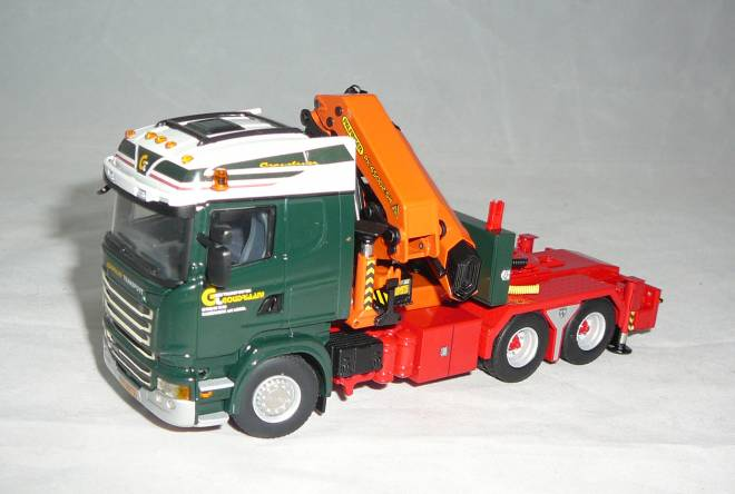 R Streamline Highline Semi Lowloader  t 1944