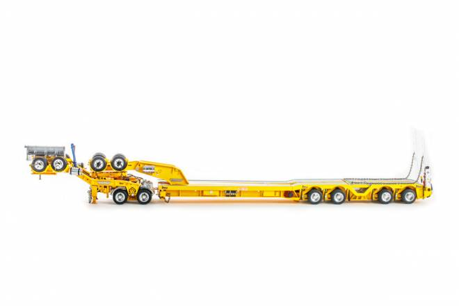 2X8 DOLLY AND 4X8 TRAILER