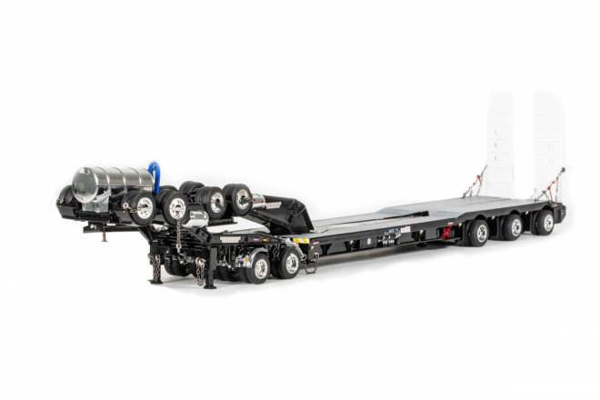 2X8 DOLLY AND 3X8 TRAILER
