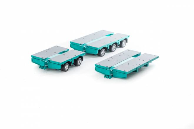 STEERABLE TRAILER TOLL ACCESSORY