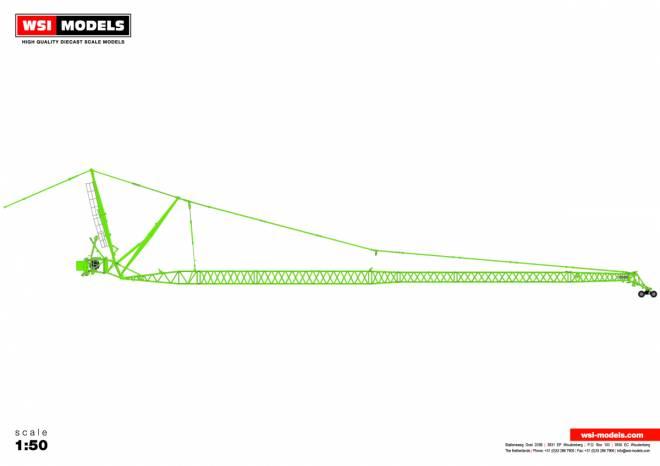 LTM 1500 JIB  -z.b. Kynningsrund und Nordic Crane-