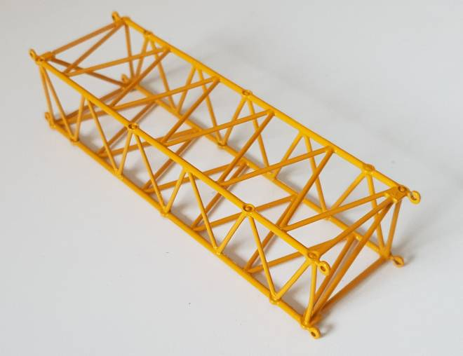 Jib  vom LTM 1350 Type 1 - 12x3,5x3 cm 1 Sück