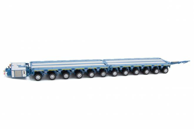 2 x 6 Liner with Drawbar+ PPU