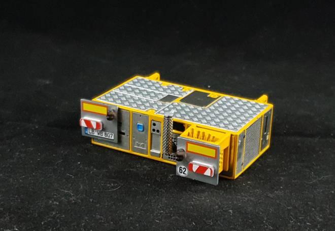 PPU (powerpack unit) Powerpack-Einheit