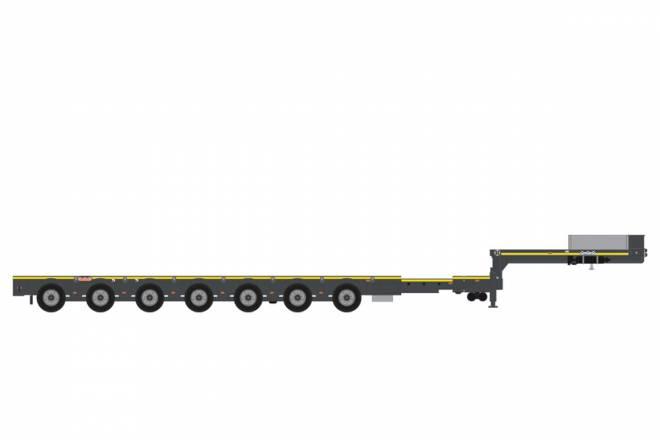 Greyline KNT MCO Semi Low Loader