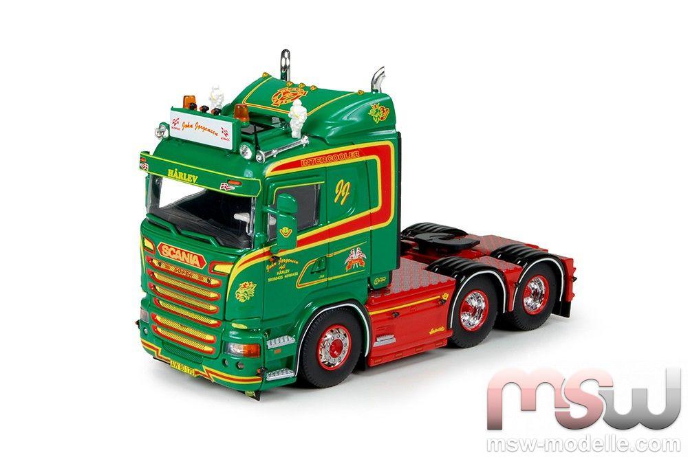 Scania Prime Mover 3-axle 1:50 - R-serie Streamline 6x2 John