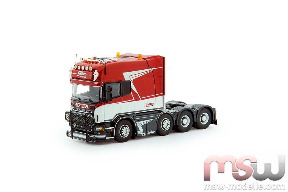Scania R-serie Longline 8x4 * NEWS Tekno Event 2020 TEKNO 76316-1//50
