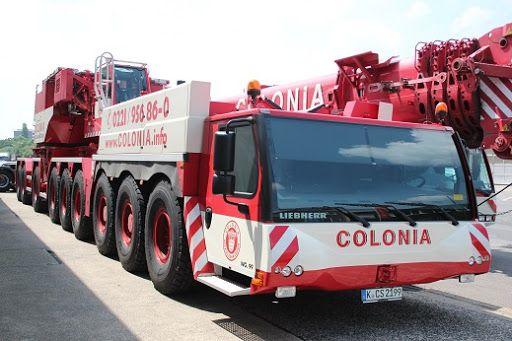 COLONIA LIEBHERR LTM 1750-9.1